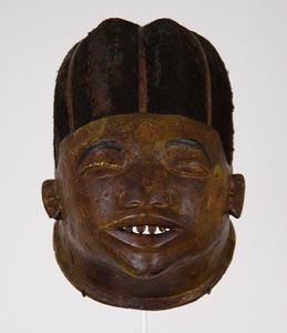 Image of Portrait Mask (lipiko)