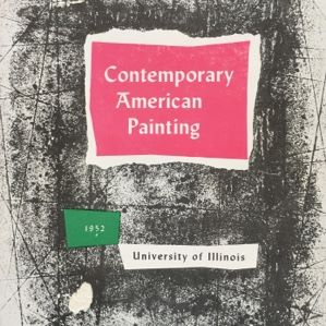 Image of Contemporary American Painting and Sculpture (CAPS) '52