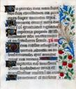 Image of Leaf from a Book of Hours
