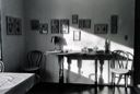 Image of Walker Evans Dining Area, Old Lyme, 1968