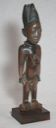 Image of Female Ibeji Figure